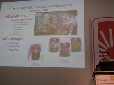 JSB at Future Lab presentation