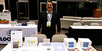 Jeff at the expert consultation table